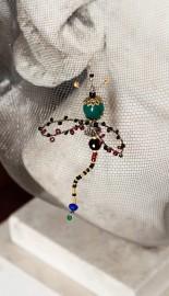 Dragonfly n°2 Earrings