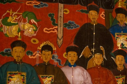 Ancient Chinese Hanging