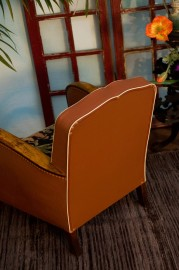 Vintage Lounge Chair, 50s