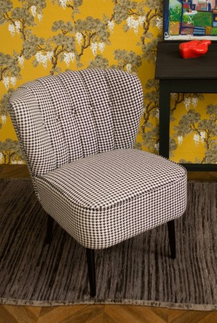 Fauteuil cocktail Coco 50s