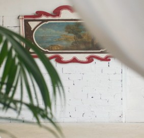 Panneau de manège, fin XIXeme