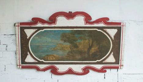 Carousel Panel, End XIXth