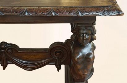 Table italienne, époque Renaissance