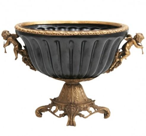 Coupe Angelots noire