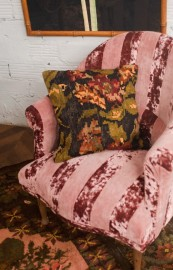 Pink Tub Chair 20-30s