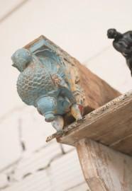Paire de colombes indiennes