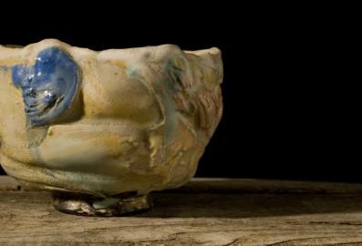 Bowl in ceramics
