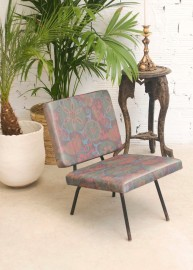 """Fauteuil cocktail """"Stainglass"""""""