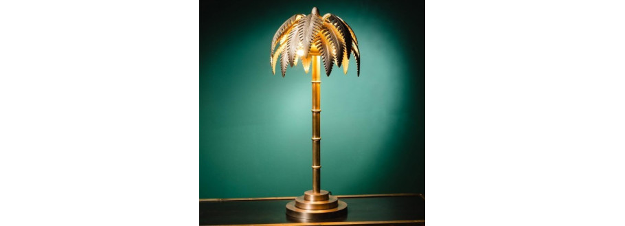 TABLE LAMPS - FLOOR LAMPS