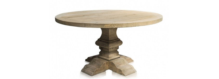 TABLES DE REPAS RONDES